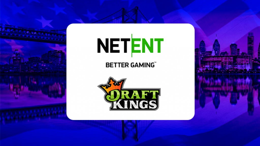 Draftkings i NetEnt